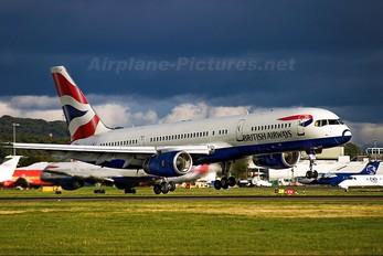 G-BPEI - British Airways Boeing 757-200