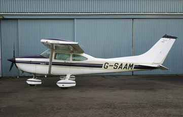 G-SAAM - Private Cessna 182 Skylane (all models except RG)