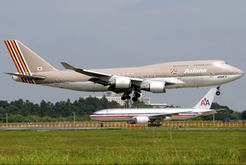 HL7414 - Asiana Airlines Boeing 747-400BCF, SF, BDSF