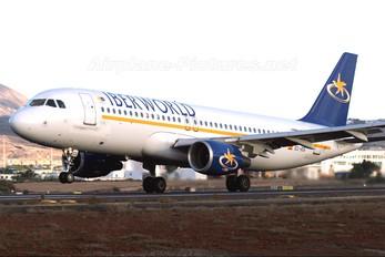 EC-IEQ - Iberworld Airbus A320