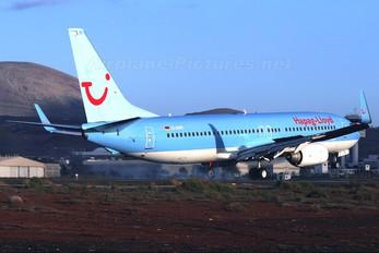 D-AHFI - Hapag-Lloyd Boeing 737-800