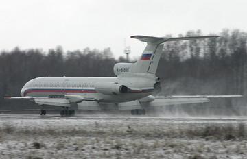 RA-85565 - Russia - Air Force Tupolev Tu-154B