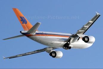 D-AHLZ - Hapag-Lloyd Airbus A310