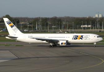 PR-BRW - BRA Transportes Aereos Boeing 767-300