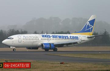 F-GIXH - Axis Airways Boeing 737-300