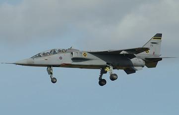XX846 - Royal Air Force Sepecat Jaguar T.4