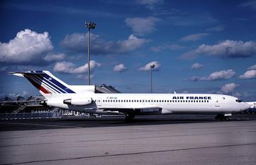 F-BPJQ - Air France Boeing 727-200