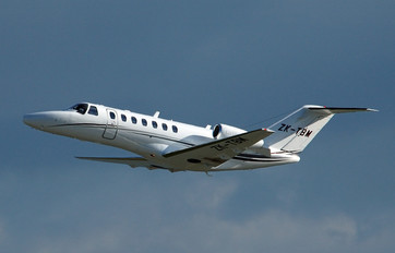 ZK-TBM - Private Cessna 525 CitationJet