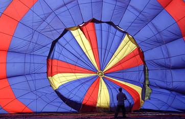 G-BXPK - Alba Ballooning Cameron A Series