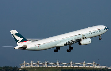 B-LAA - Cathay Pacific Airbus A330-300