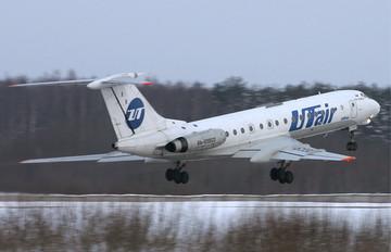 RA-65902 - UTair Tupolev Tu-134A