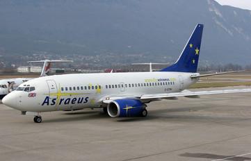 G-STRH - Astraeus Boeing 737-700