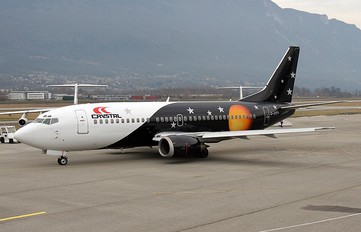 G-ZAPM - Titan Airways Boeing 737-300