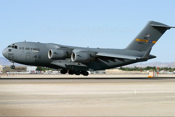 96-0007 - USA - Air Force Boeing C-17A Globemaster III