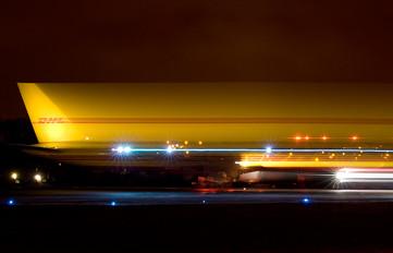 G-BIKM - DHL Cargo Boeing 757-200F