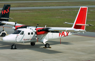 9M-MDO - Fly Asian Xpress - FAX de Havilland Canada DHC-6 Twin Otter