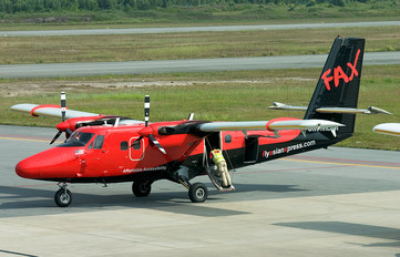 9M-MDM - Fly Asian Xpress - FAX de Havilland Canada DHC-6 Twin Otter