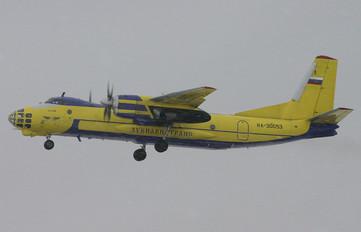 RA-30053 - Lukiaviatrans Antonov An-30 (all models)