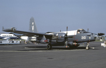 210 - Netherlands - Navy Lockheed SP-2H Neptune