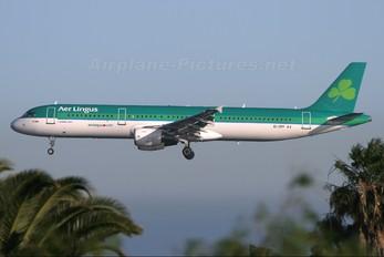 EI-CPF - Aer Lingus Airbus A321