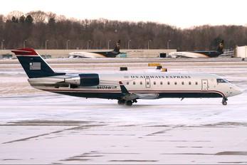 N417AW - US Airways Express Canadair CL-600 CRJ-200