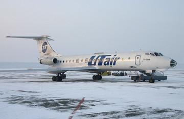 RA-65021 - UTair Tupolev Tu-134A