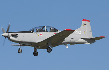 262 - Ireland - Air Corps Pilatus PC-9M