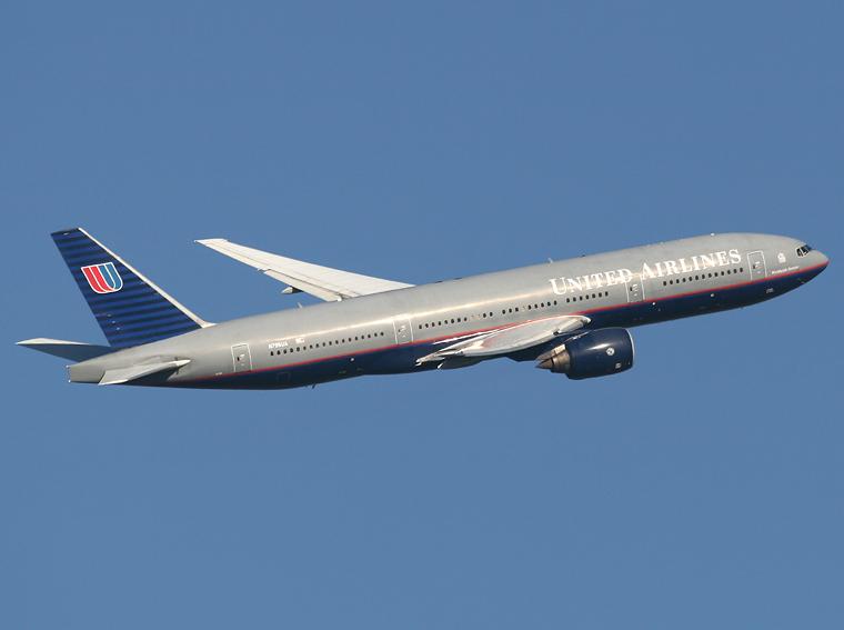 United Airlines N795UA aircraft at London - Heathrow