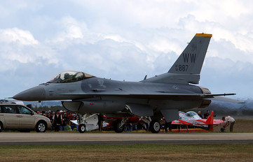 92-3887 - USA - Air Force General Dynamics F-16C Fighting Falcon