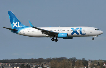 G-OXLC - XL Airways (Excel Airways) Boeing 737-800