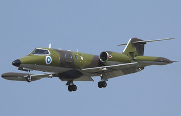 LJ-3 - Finland - Air Force Learjet 35
