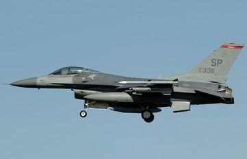 91-0336 - USA - Air Force General Dynamics F-16CJ Fighting Falcon