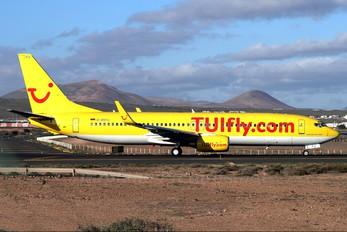 D-AHFU - TUIfly Boeing 737-800