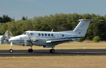 NZ1883 - New Zealand - Air Force Beechcraft 200 King Air