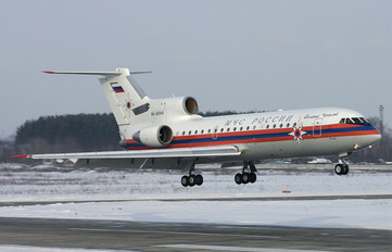 RA-42441 - Russia - МЧС России EMERCOM Yakovlev Yak-42