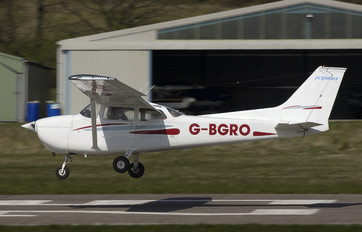 G-BGRO - Private Reims F/FR172 Reims Rocket (all types)