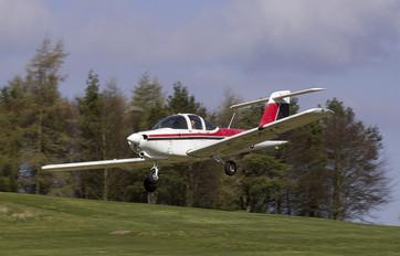 G-BMKG - Leading Edge Piper PA-38 Tomahawk