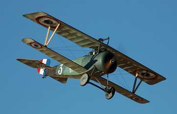 ZK-NIE - Private Musso Nieuport 24 bis (replica)
