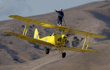 ZK-BLI - Private de Havilland DH. 82 Tiger Moth