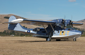 ZK-PBY - Private Consolidated PBY-5A Catalina