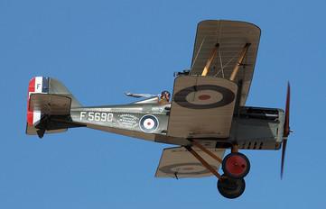 ZK-SEV - The Vintage Aviator Limited The Vintage Aviator SE5a