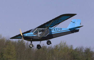 G-KEPP - Private Rans S-6, 6S / 6ES Coyote II