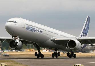 F-WWCA - Airbus Industrie Airbus A340-600