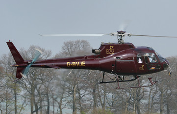 G-BVJE - PLM Dollar Group / PDG Helicopters Aerospatiale AS350 Ecureuil / Squirrel