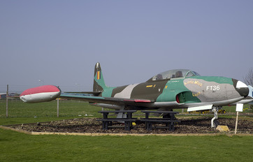 FT-36 - Belgium - Air Force Lockheed T-33A Shooting Star