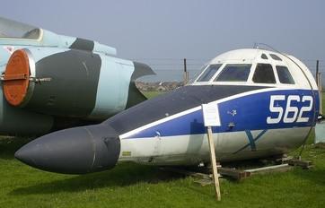 XX483 - Royal Navy Scottish Aviation Jetstream T.2