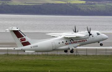 G-CCGS - Scot Airways Dornier Do.328