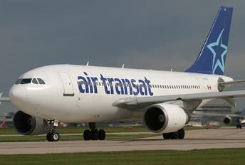 C-GTSD - Air Transat Airbus A310