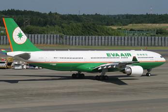 B-16310 - Eva Air Airbus A330-200