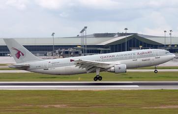 A7-ABV - Qatar Airways Airbus A300